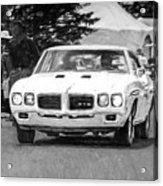 1970 Pontiac Gto Acrylic Print