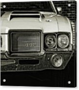 1972 Olds 442 Acrylic Print
