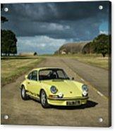 1973 Porsche 2.7 Rs Acrylic Print