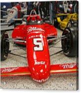 1985 Indy 500 Winner Danny Sullivan Acrylic Print