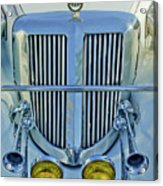 1985 Tiffany Coupe Grille Acrylic Print