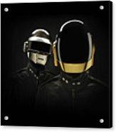 19863 Daft Punk Acrylic Print
