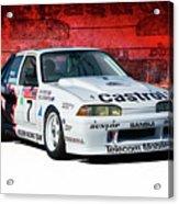 1989 Vl Commodore Walkinshaw Acrylic Print