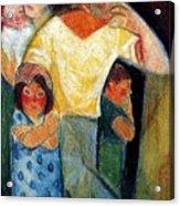 19917 Manuel Ruiz Pipo Acrylic Print