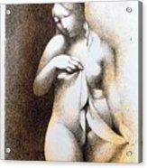 19925 Manuel Ruiz Pipo Acrylic Print