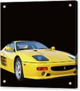 1995 Ferrari F512m Acrylic Print