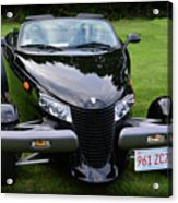 1999 Plymouth Prowler Acrylic Print