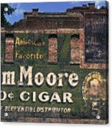 10 Cent Cigar Acrylic Print