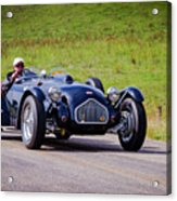 1950 Allard J2 Roadster Acrylic Print