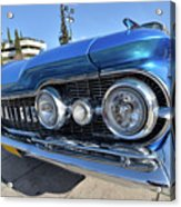 1959 Oldsmobile Dynamic 88 Acrylic Print