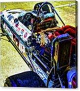1966 Gearhardt Rear Engine V8 Acrylic Print