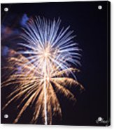 4th Of July Acrylic Print