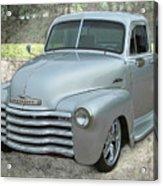 '53 Chevy Truck Acrylic Print