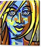 Abstract-2 Acrylic Print