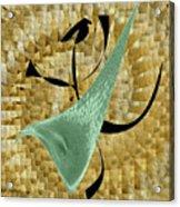 Abstract #68 Acrylic Print
