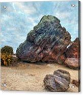 Agglestone Rock - England Acrylic Print