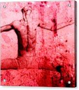 Agony Acrylic Print