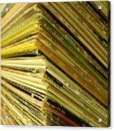 Albums II Acrylic Print
