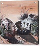 Anasazi  Acrylic Print