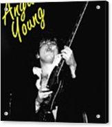 Angus In Spokane 2 Acrylic Print