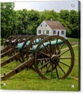 Antietam Battlefield National Park  Acrylic Print