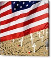 Arlington West Santa Barbara California Acrylic Print