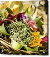 Bali Offerings Acrylic Print