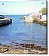 Ballintoy Harbour Acrylic Print