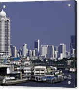 Bangkok Thailand Acrylic Print
