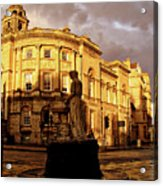 Bath England United Kingdom Uk Acrylic Print