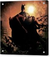 Batman Begins 2005 Acrylic Print