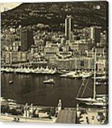 Beautiful Monte Carlo Acrylic Print