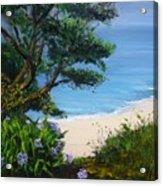 Bel Ile En Mer  Acrylic Print