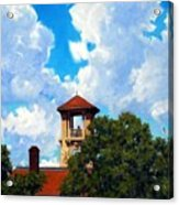 Bell Tower Acrylic Print