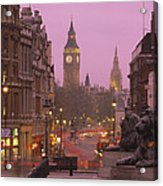 Big Ben London England Acrylic Print