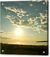 Birch Bay Acrylic Print
