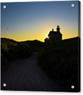 Block Island North Lighthouse Acrylic Print
