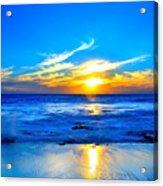Blue Heaven #3 Acrylic Print