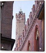 Bologna Tower Acrylic Print