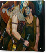 Boudica Acrylic Print