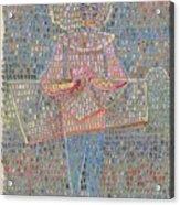 Boy In Fancy Dress Acrylic Print