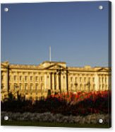 Buckingham Palace. Acrylic Print