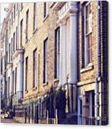 Bury St Edmunds Buildings Acrylic Print