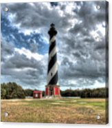 Cape Hatteras Lighthouse, Buxton, North Carolina Acrylic Print