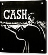 Cash Acrylic Print