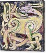 Celtic Layers Acrylic Print