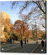 Central Park New York City Acrylic Print