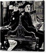 Charlie Chaplin Collection Acrylic Print