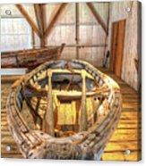 Chesapeake Bay Workboat Acrylic Print