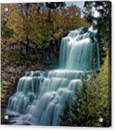 Chittanengo Falls Acrylic Print